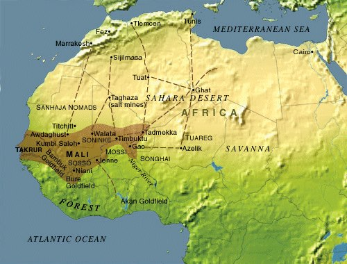wagadu dans Histoire